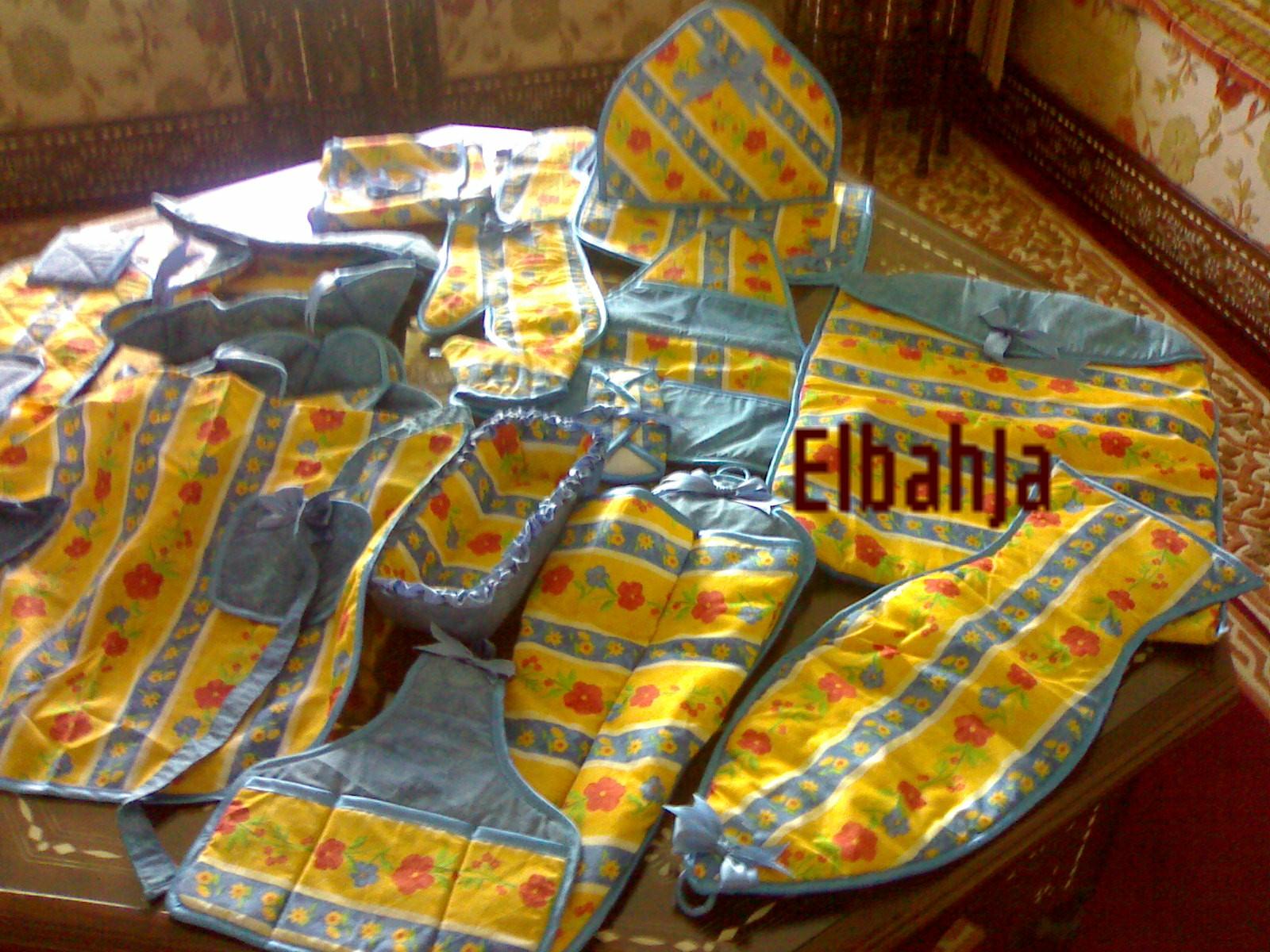 Décoration cuisine 2 · ELEGANCE EL BAHJA